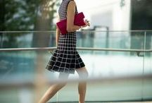 Street Style / What is going on in the streets? Fashion!
