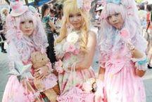 Japanese Street *Pink* / by Lori Walker