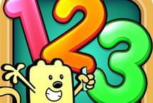 COUNTING/NUMBERS Android Apps for Kids