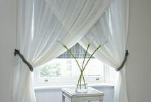 Curtains & Window treatments / Curtains and window treatment home décor ideas and inspirations:)