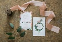 VENUE | Signed, Sealed, Delivered - Artspace111 Weddings / Invitation Ideas for your Artspace111 Wedding!