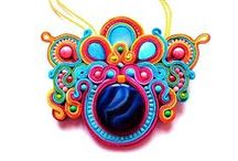Soutache / jewelleries soutache and handmade