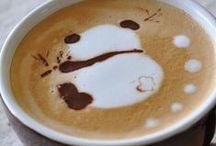 Coffee & Cocoa Art / by Lori Walker