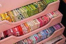 Textiles, fabrics