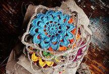 patterns 2 / crocheting, knitting