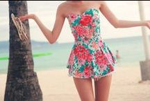 Summer Style / Women's Clothing & Accessories, Print Dresses 2015