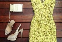 Chic clothes and dresses / summer and party dreses