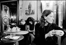 Florian People - photos by Gianni Berengo Gardin / From 1720 our great beauty is you - a project by the great photographer Gianni Berengo Gardin for Caffè Florian Venezia