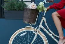 Floral Inspiration / Anything floral, with a bicycle slant