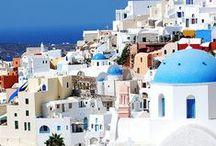 Santorini / Urlaub so wie du bist. Das sind unsere Impressionen und Inspirationen von Santorini.