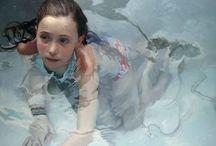 Alyssa Monks / Photo Real paintings