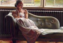Rob Hefferan / Oil painter