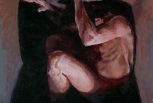 Glenn Ibbitson / Figurative Painting