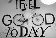 Cycling motivation / Photos and quotes that are motivating us to get on on our bikes and live life to the full