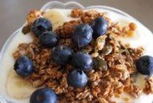 Recipes: Healthy Snacks
