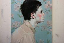 Kris knight / Portrait Artist