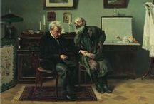 Маковский В.Е. - Makovskiy / Art, russian painting, painting