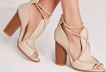 All kind of Shoes, Heels, Boots / Every different size of shoes, heels, boots are available