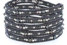 Leather & Wrap Bracelets