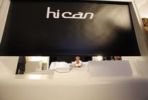HiCan al Fuori Salone '09, Milano (1) / DESIGN SET. Evento di presentazione con la collaborazione di Design Diffusion News, Microsoft e la partecipazione di Melita Toniolo nella cornice degli ex-magazzini del Castello Sforzesco di Milano.