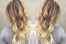Ombre / hair, beauty, pretty