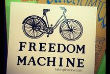 Ride On / Fun cycling related quotes, jewelry and cool stuff / by CoachChris RD