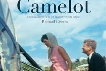 """Camelot /  The term """"Camelot"""" was applied to the presidency of John F. Kennedy (1917– 1963) by his wife, Jacqueline Bouvier Kennedy (1929–1994). She regretted the reference forever.  I have always been a fan of the Kennedy's. / by """"Honey"""""""