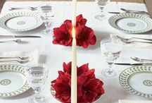 Dinner party ideas / Dinner parties - Some of the ones I've hosted and ideas for future ones