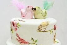 PAINTED CAKE - Torte dipinte