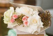 Fleurs pour tables mariages-  centres de tables
