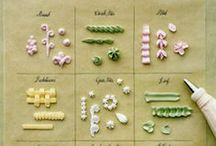 Glassa/GHIACCIA REALE decorations,...royal icing