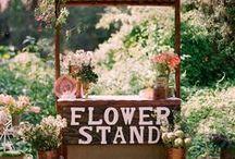 Idées/inspirations boutique fleurs