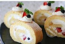 rotoli - swissroll - cake roll - Bûche