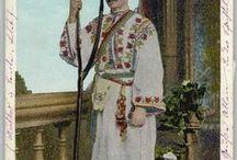Costum traditional romanesc pentru barbati - Men folkwear of Romania / #Modele  # ie,  #camasa  #tehnici de #croit si de #cusut o ie pentru #barbati sau #copii  #Transilvania