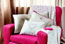 MAKE IT: Fabric crafts / Get inspired by these fabric craft ideas to update your home