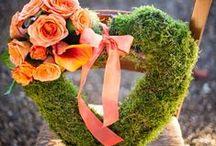 Coronite - Wreaths -floristica / coronite flori bricolaj, wreaths inspiratie pentru realizarea unei coroane din flori floristica