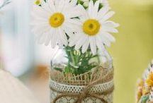 Imbraca-mi borcanul! Mason jar dressing!  :) / mason jar vase diy borcan reciclare