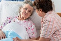 Nursing -aged care / My job, my passion  Nothing is more rewarding than  helping the elderly :-)