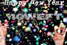 Welcome 2015!! / Our Outfit for you New Year's Eve