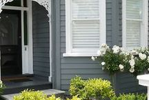 Exterior House Paint Colours