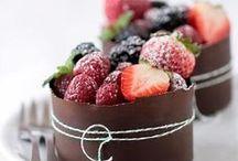 CHOCOLATE world and cake - il cioccolato