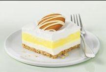 Quadrotti dolci - CAKE  BARS