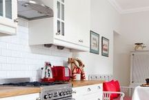 LOVE IT: White kitchens