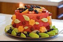 FRUTTA come DESSERT - fruit dessert
