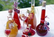 liquori e conserve dolci