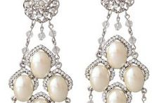 When Only PEARLS Will Do! / gorgeous pearls....always in fashion.