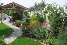 okrasná záhrada / ako vytvorit okrasnú záhradu