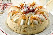 PERA e MELA Cake / Pear & Apple