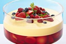 glass desserts-dolci in vetro - Trifle