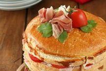 SALATI  Lievitati e Pan Brioche / Savory Yeast